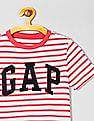 GAP Boys Short Sleeve Striped T-Shirt